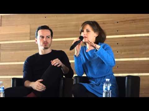 PARIS COMICS EXPO  Panel des acteurs Andrew Scott et Louise Brealey  160416 23
