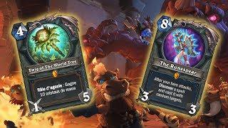 Deux nouvelles armes légendaires ! Analyse de 11 nouvelles cartes !