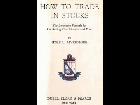 Как торговать акциями. Джесси Ливемор. Глава 1. (Аудиокнига)