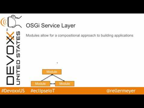 Lean and Easy IoT applications with OSGi and Eclipse Concierge by Jan Rellermeyer