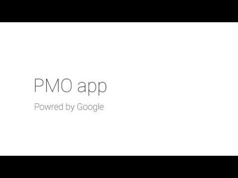 PMO ( Prime Minister's Office - India) app design contest powered by google