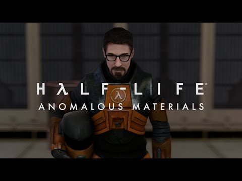 REMASTERED Half-Life: Anomalous Materials [SFM]
