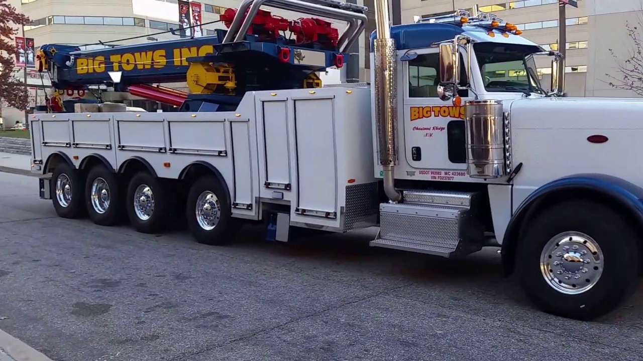 Truck Beds For Sale >> Metro Tow Trucks Wreckers Rolling - YouTube