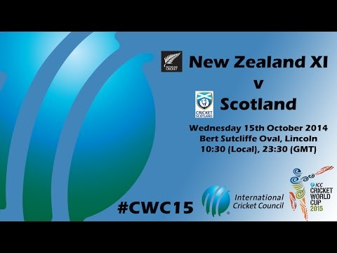 ICC New Zealand XI v Scotland