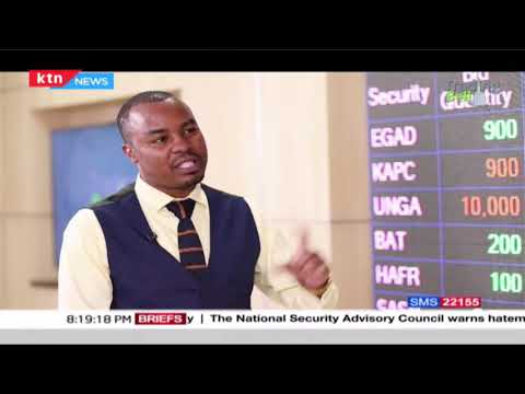 Market Analysis with Kevin Ngige Senior Trader, Equities | Trading Bell