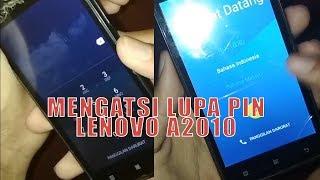 Mengatasi Lupa Pin / Pola di HP Lenovo