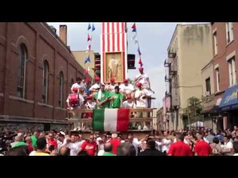 The Feast of Our Lady of Mount Carmel - East Harlem 2012