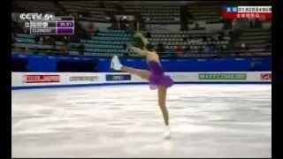 Rika Hongo Figure Skate.