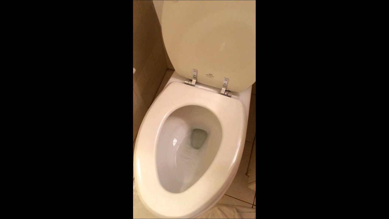 Toto Drake Elongated Two Piece Toilet CST744SL01 Flush And Fill