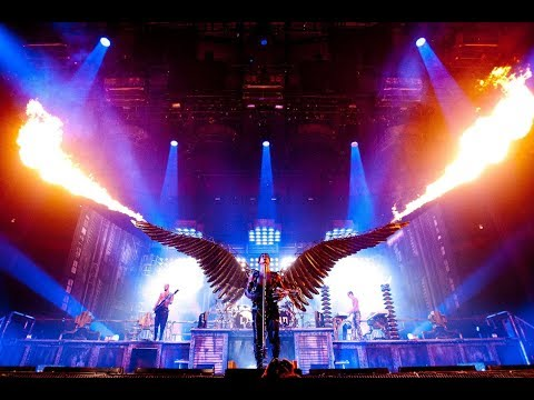 Best Special Effects in RAMMSTEIN Live Concerts