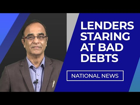 Lenders staring at additional Rs 1.67 lakh crore of bad debts due to Covid-19