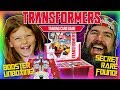 TRANSFORMERS Trading Card Game Unboxing Full Booster TCG from Wizards of the Coast