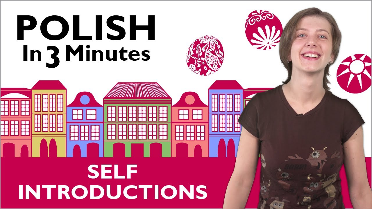 English Course for Native Polish Speakers, Common English ...