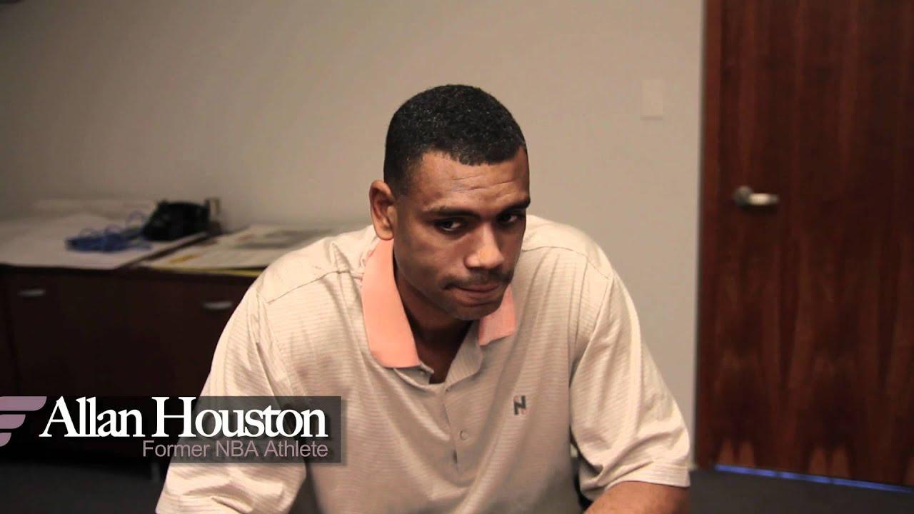New York Knicks Allan Houston Interview