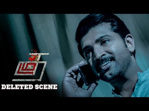 """Thadam Deleted Scenes"" - Arun Vijay Narrates 