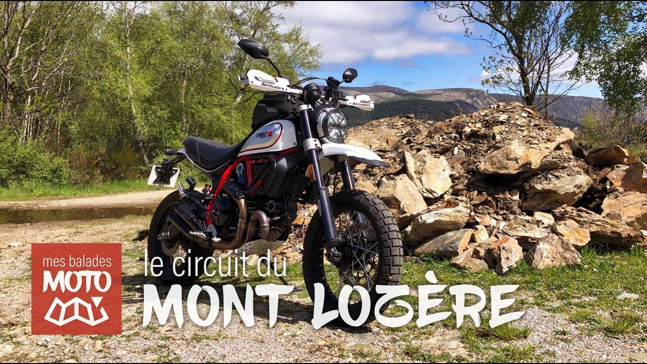 Circuit du Mont Lozère sous le soleil ☀️ Mes Balades Moto #Ride 115