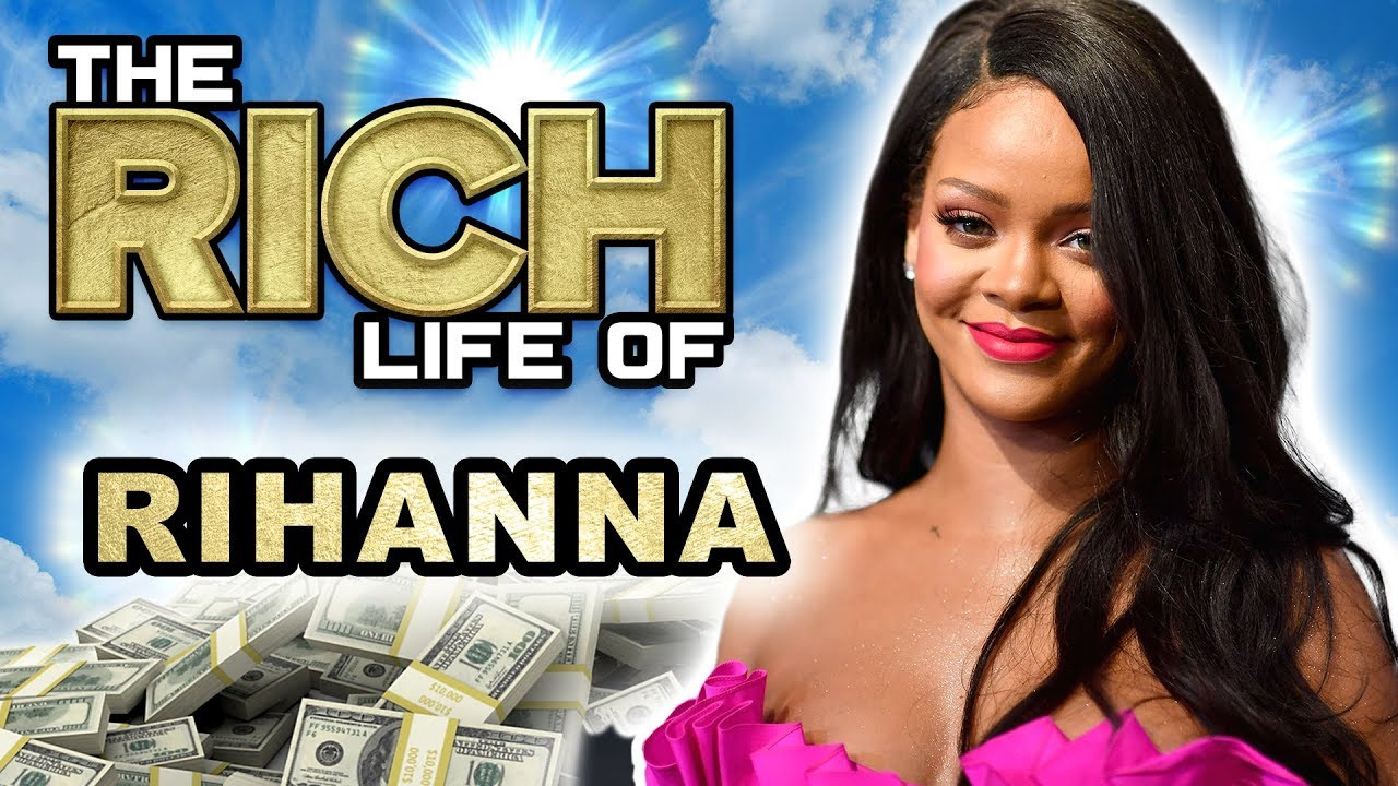 Rihanna Tops $1 Billion in Net Worth: Report