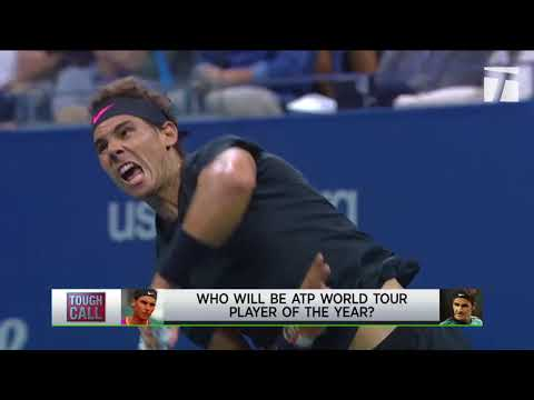 Tough Call - Who is the ATP World Tour Player of the Year, Roger Federer or Rafael Nadal?