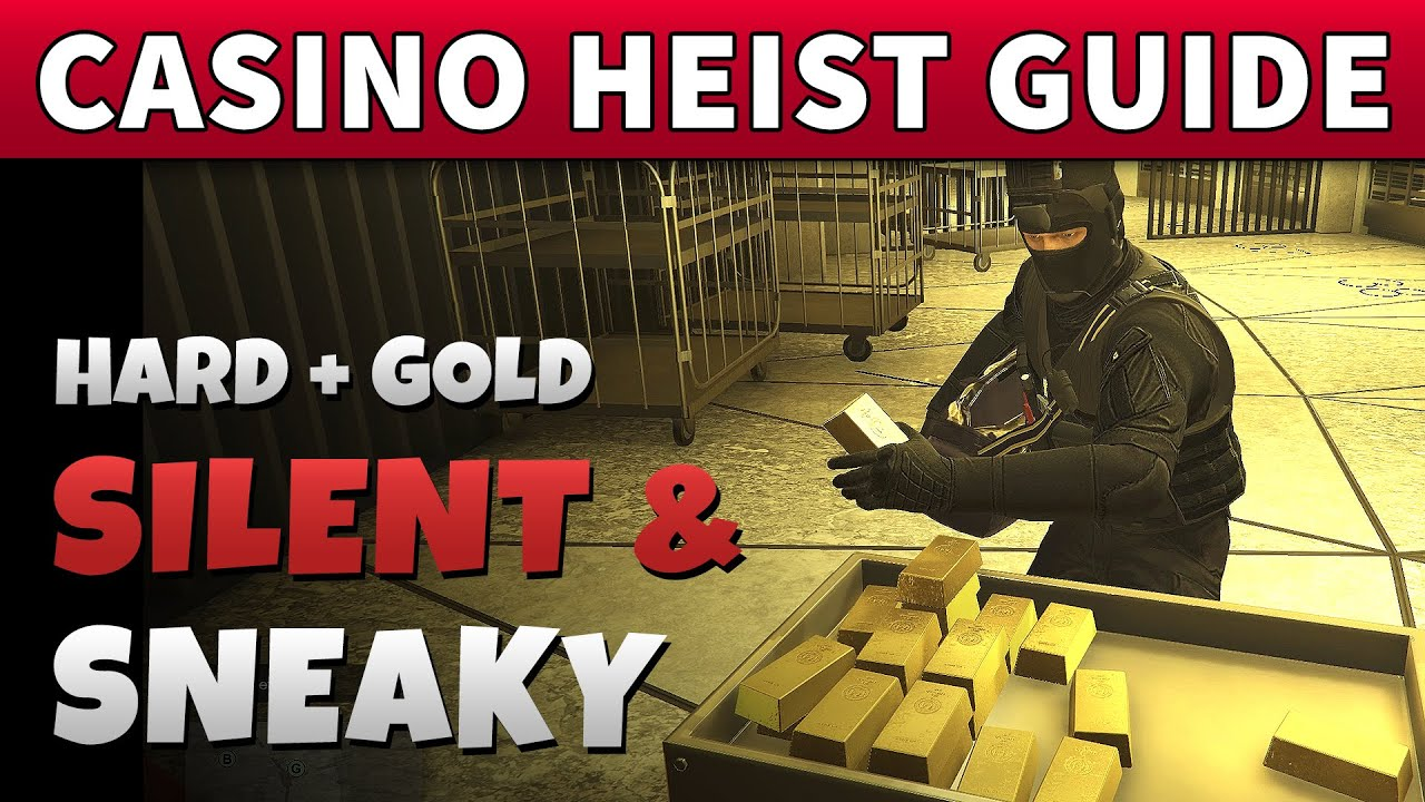 Gta Online Casino Heist Guide