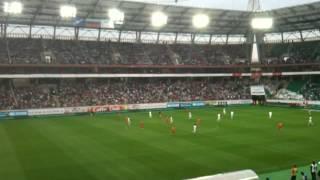 Футбол: Россия - Сербия / Soccer: Russia - Serbia