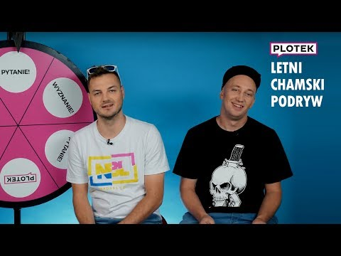 LETNI CHAMSKI PODRYW i rap o haluksach - Koło Plotka