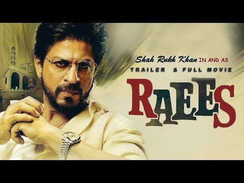 Raees (2017) | Trailer & Full Movie Subtitle Indonesia | Shubham Chintamani | Shah Rukh Khan