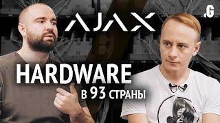 Hardware-бизнес на миллиард: как выстроить маркетинг и продажи в 93 странах. // Конотопский, Ajax