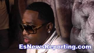 Adrien Broner On Porter And The Last Time They Shared The Ring - EsNews Boxing