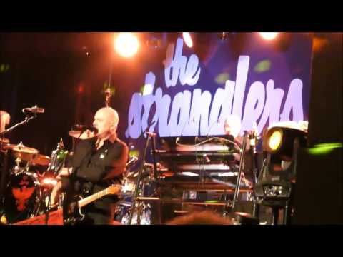 The Stranglers Live Aberdeen Beach Ballroom March 2017 Golden Brown