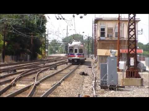 The Pennsylvanian,train 43, heritage unit #145 and 4 Private Cars Part 8