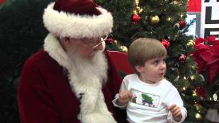 Best Pictures Of Kids Crying On Santas Lap