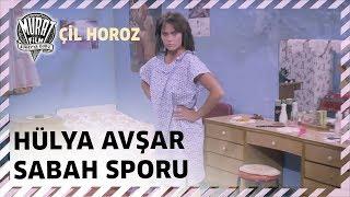 Çil Horoz - Hülya Avşar Sabah Sporu