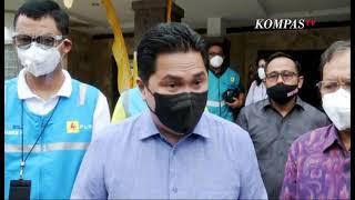 Erick Thohir: Jakarta - Bali Pakai Mobil Listrik Hanya Rp 200.000