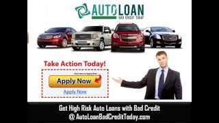 High Risk Car Loans at Lowest Interest Rates