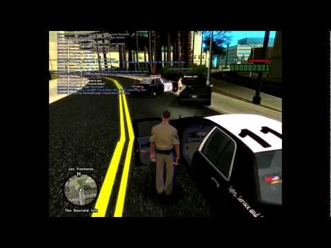 SAHP - Felony Traffic Stop, shots fired, officer down