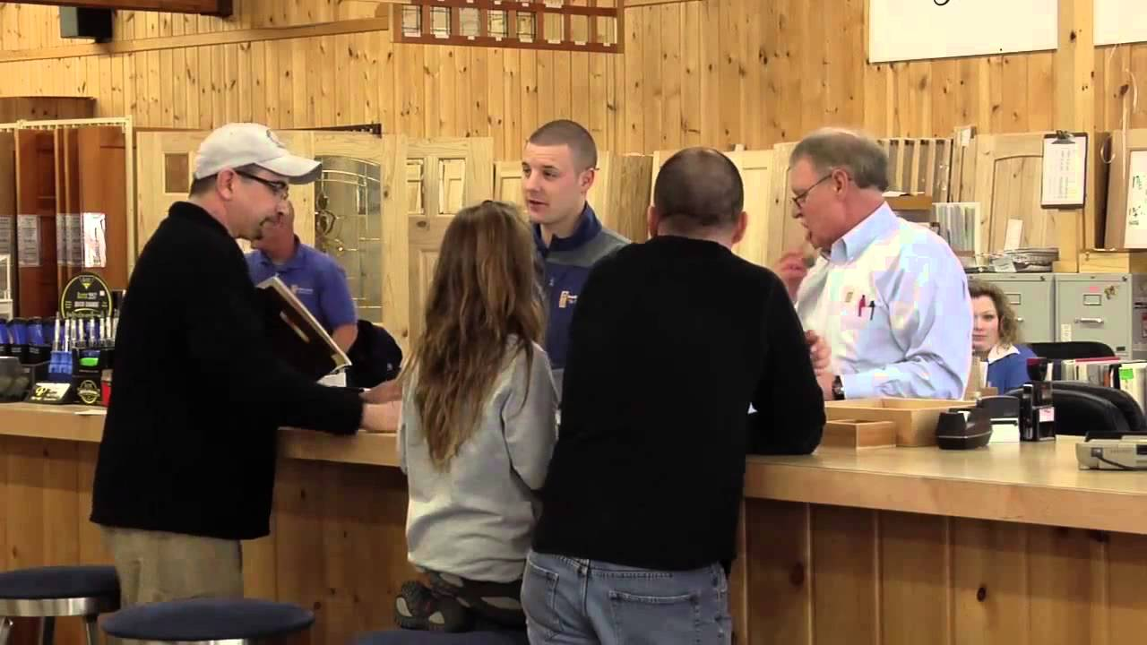 Frank Lumber The Door Store Overview Video
