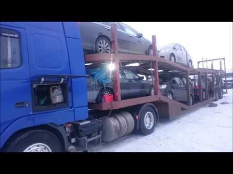 Автовоз Владивосток-Краснодар