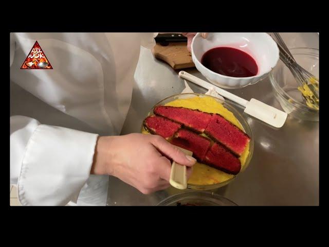 ZUPPA INGLESE by chef Simona Biagi