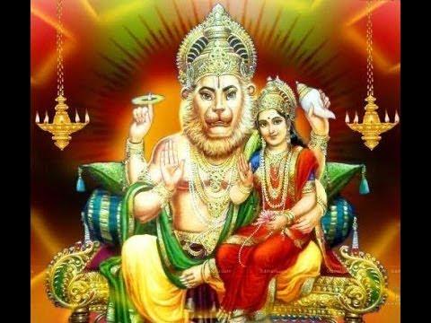 Sri Lakshmi Narasimha Karavalambam - Stotram by Adi Shankaracharya