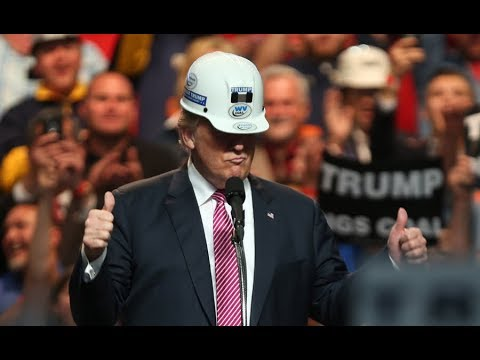 "WATCH: President Donald Trump Rally in Huntington West Virginia "" BIG ANNOUNCEMENT"" Speech"