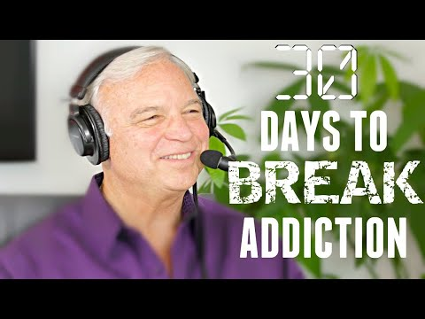 Jack Canfield on How to Break an Addiction in 30 Days - with