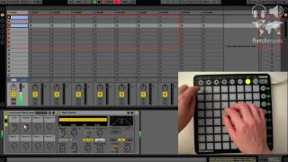 Novation Launchpad Beat Repeat (Using User Mode 2) thumbnail