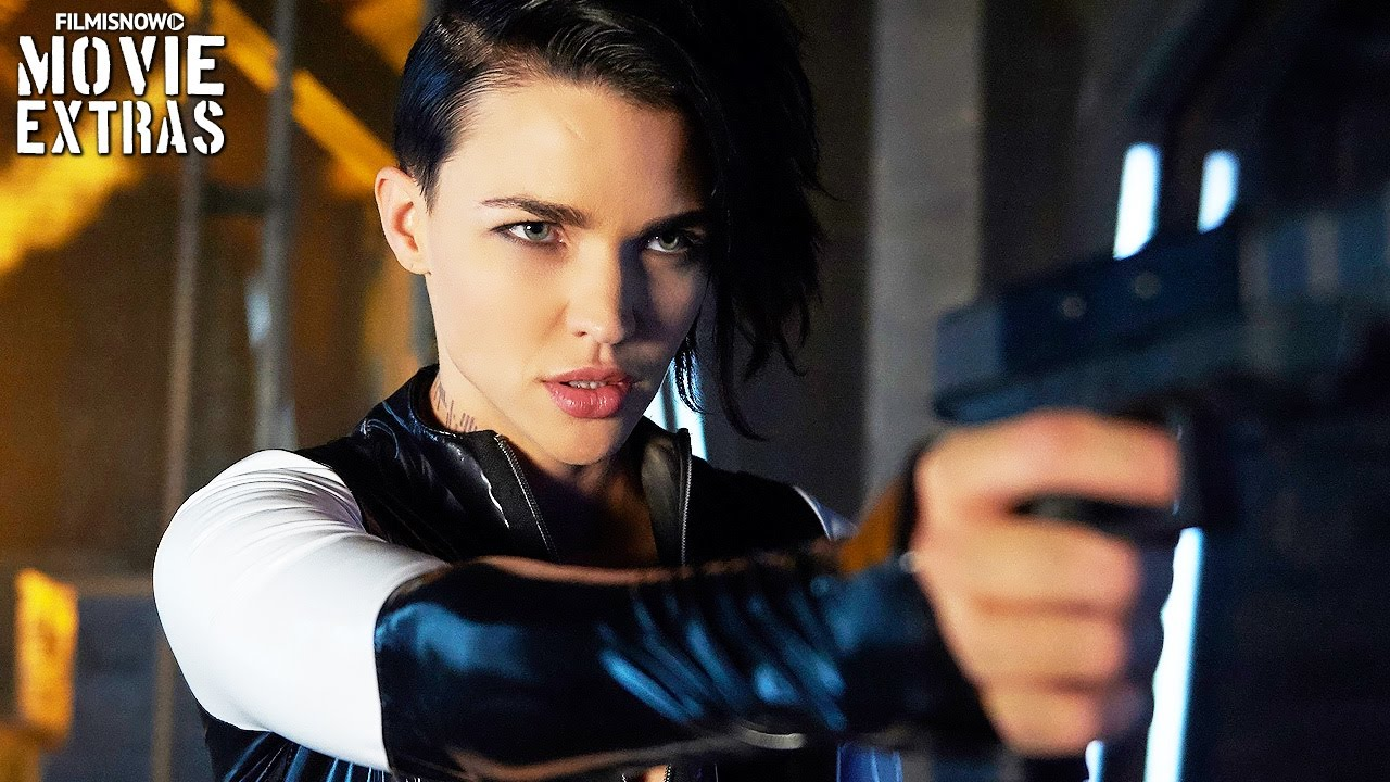 Ruby Rose Drops Resident Evil The Final Chapter Movie: Resident Evil: The Final Chapter 'Abigail' Featurette