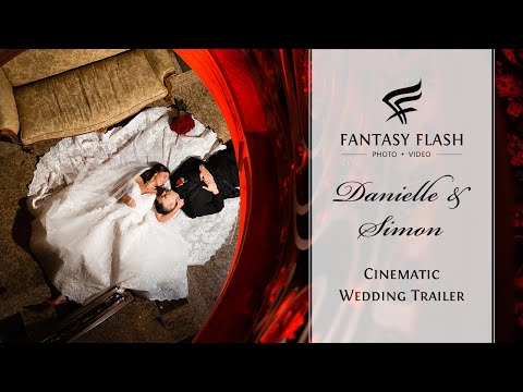 Danielle + Simon Dreamy Wedding Trailer @ Seasons Catering NJ