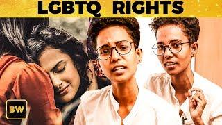 Lesbian, Gays-ஐ கலாய்த்து MEMES போடுபவர்களுக்கு..  Malini பதிலடி!