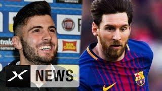 Italien-Youngsters: Kennen Lionel Messi nur von der PlayStation | Argentinien - Italien | SPOX