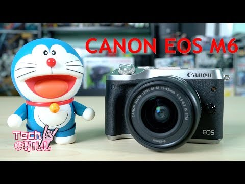 EP.216 - Review Canon EOS M6