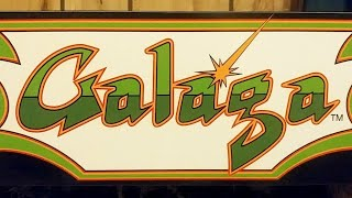 LIVE Arcade1up Let's Play: Galaga Cabinet