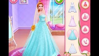 Best Games for Kids - Wedding Planner Dressup Makeup Girls Games iPad Gameplay HD Beauty Care Games
