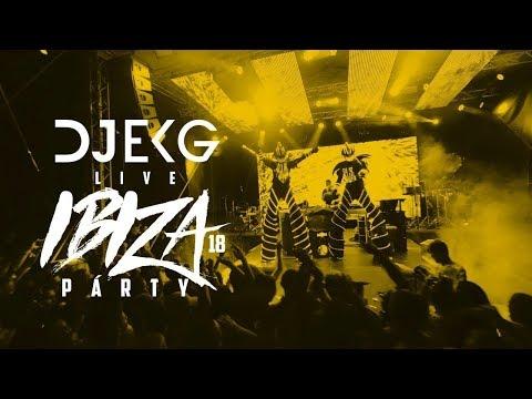 DJ EKG Live | IBIZA 2018 / MOTEL KAMENEC (REUPLOAD)